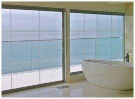 frameless glass doors