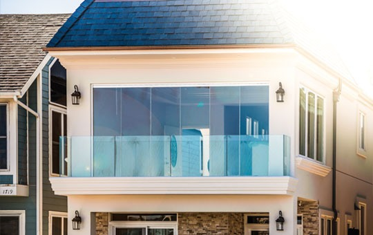 Merveilleux How We Apply Customer Service To Your Sliding Folding Doors. Cover Glass ...